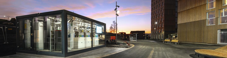 Lokal energiforsyning