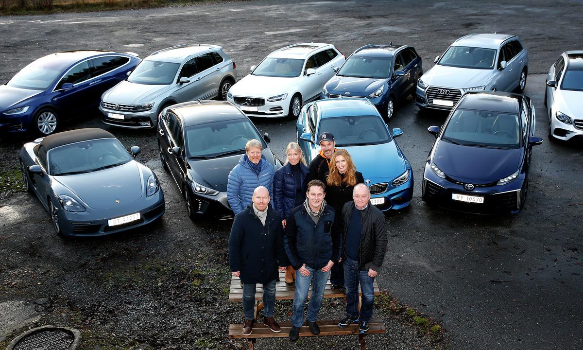 Hyundai IONIQ er Årets Bil 2017