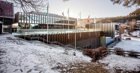 Kongsberg kultur- og kunnskapssenter