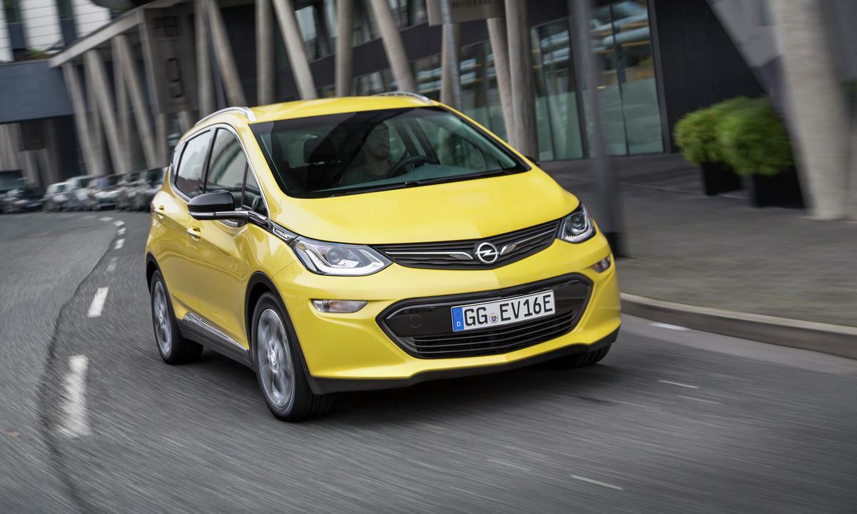Opel Ampera-e vil koste fra 289.900