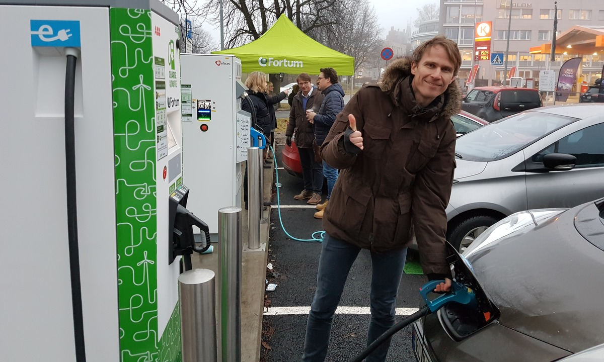 Oslo tilrettelegger for elektrisk nyttetransport
