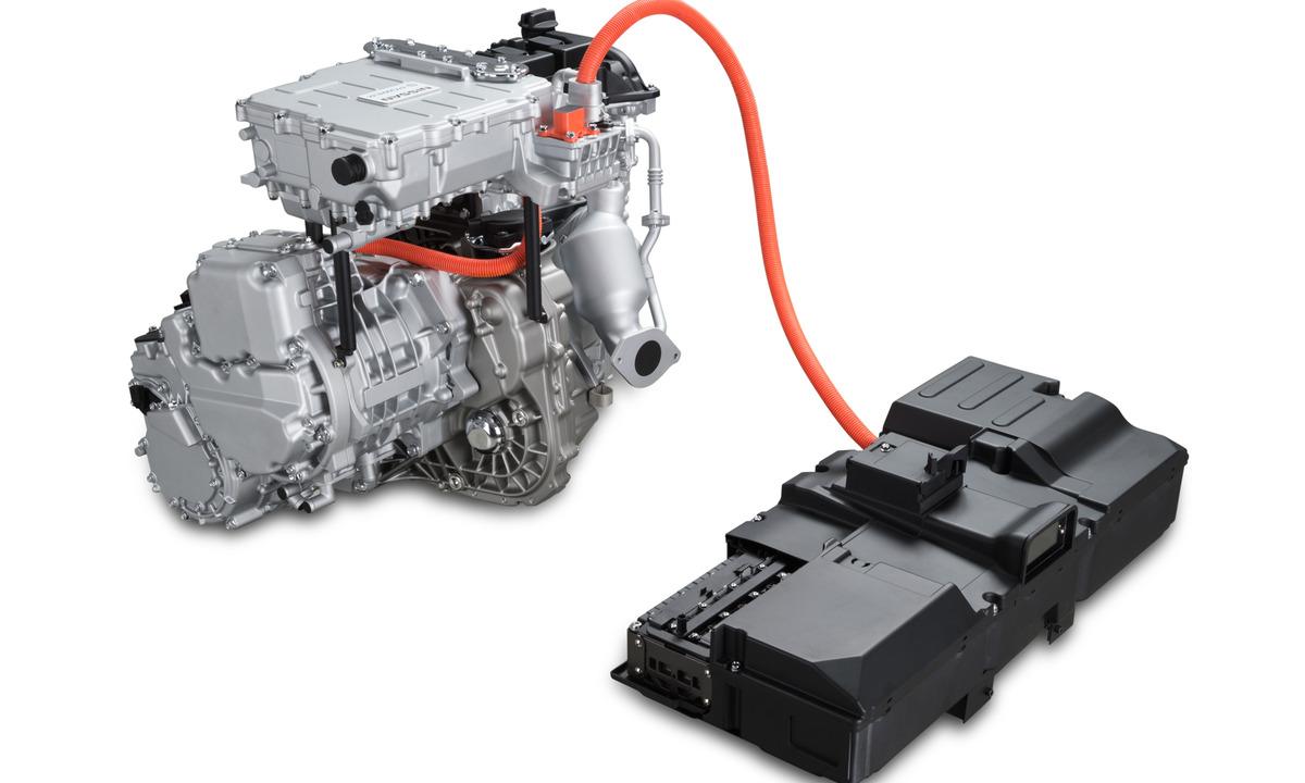 Hybridbomba fra Nissan
