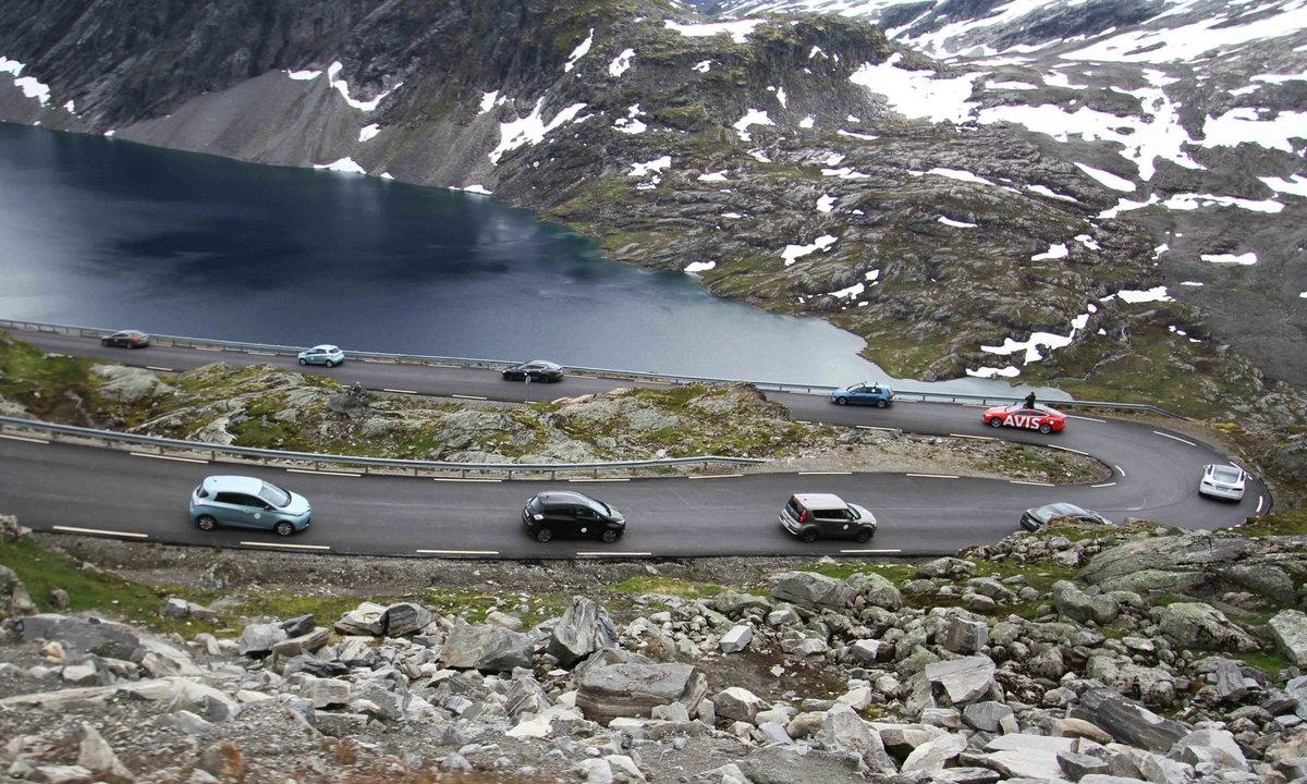 The ultimate EV tourist guide to Norway