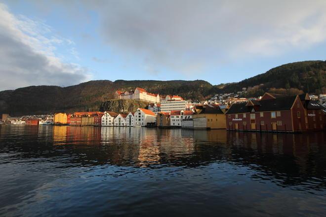 Utsikt fra Bontelabo