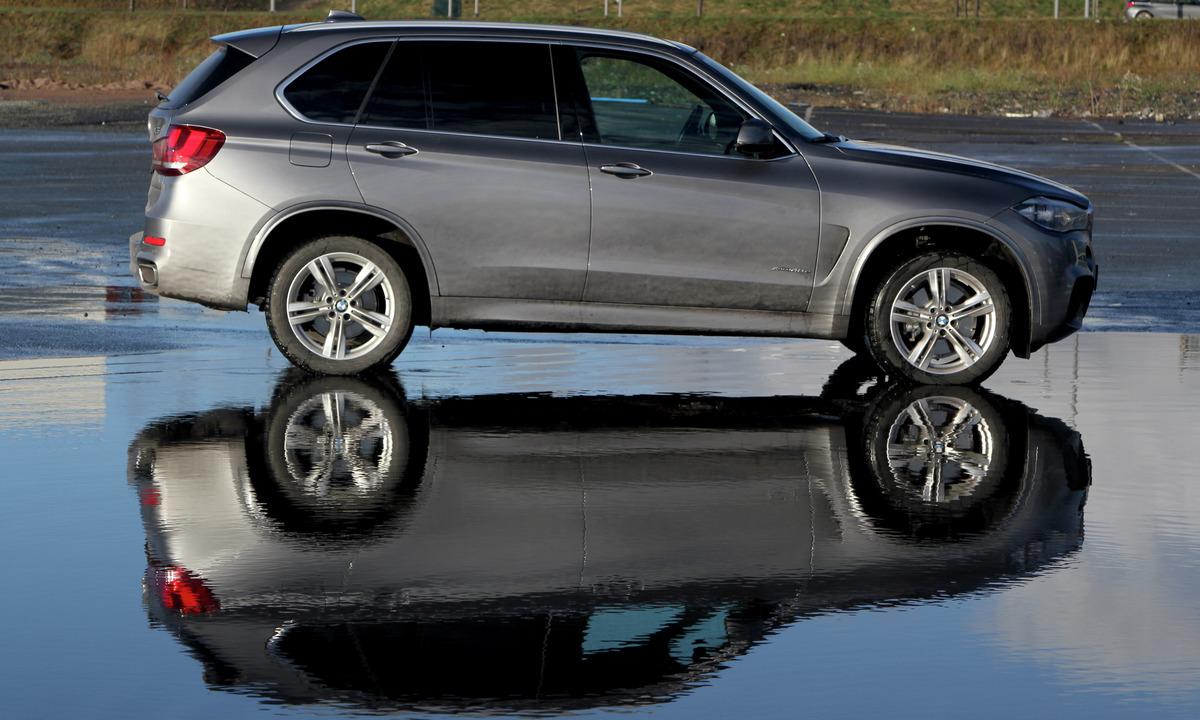 Test av BMW X5 40e: Sorry, denne duger ikke