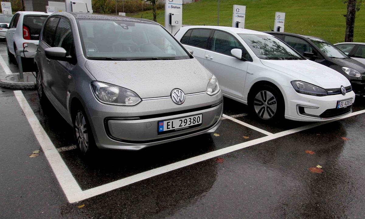 VW kompenserer app-svikt i sine elbiler
