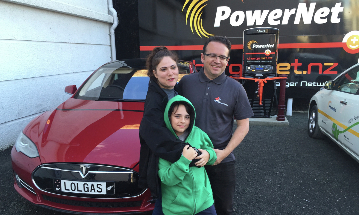 Charging into the Future – New Zealand's Growing EV Community