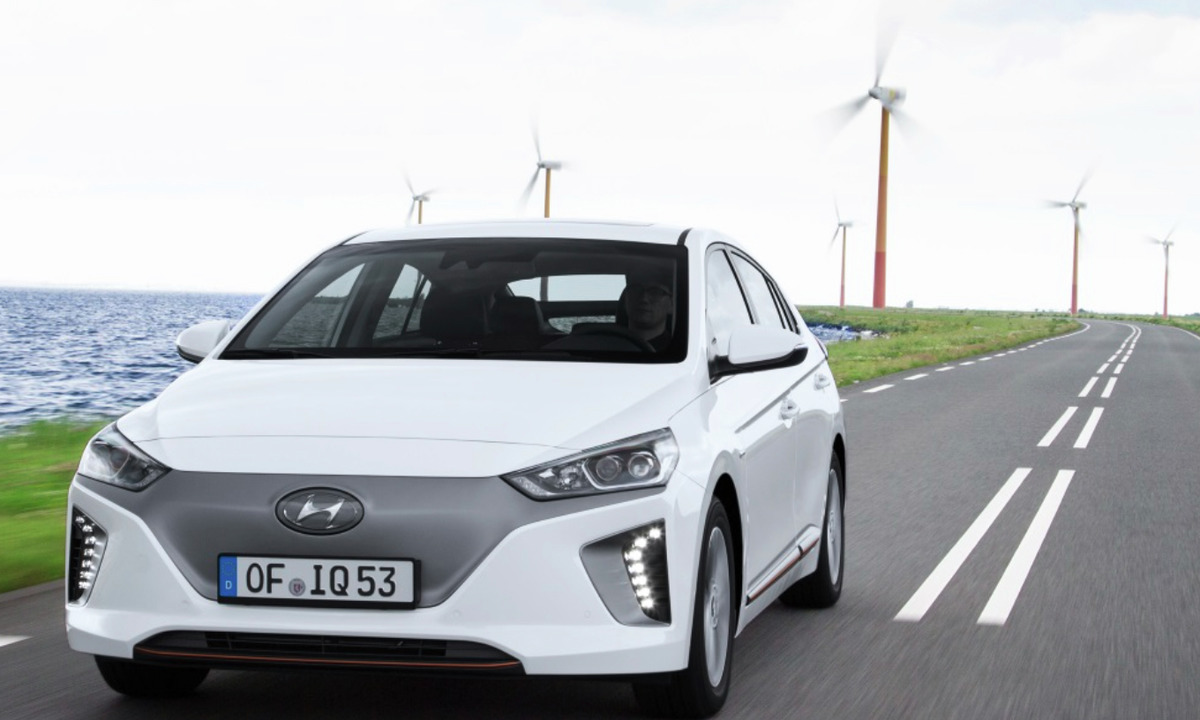 Snart tid for test av Hyundai IONIQ