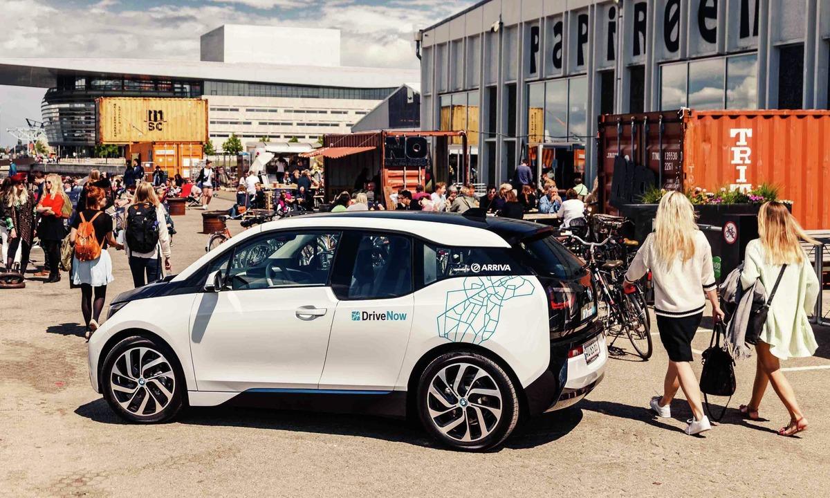 København digger de elektriske bybilene