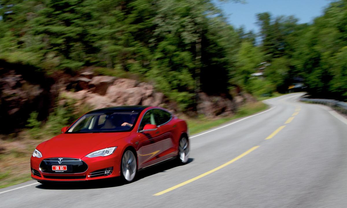 Tesla knuste 28 år gammel rekord