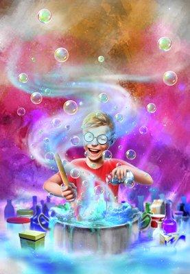 Georgs magiske medisin - pressefoto