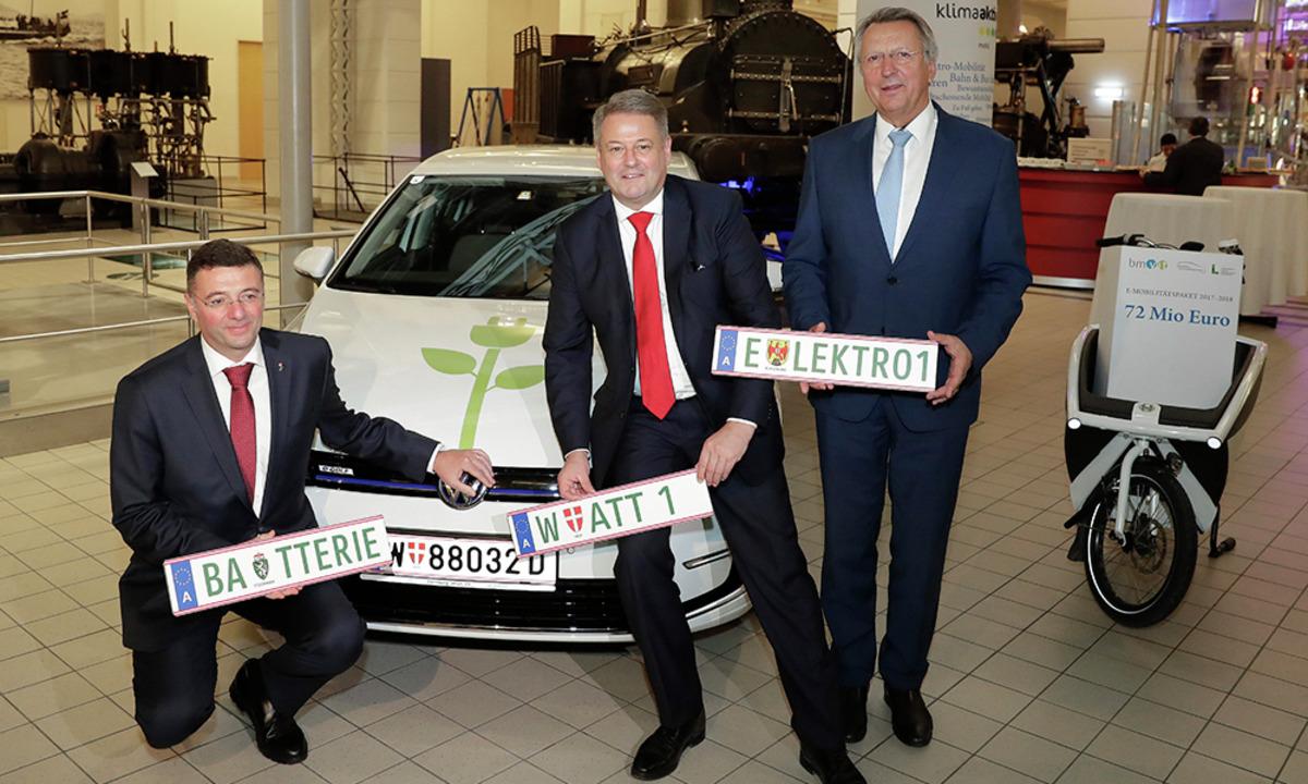 Nå kommer elbilfordeler også i Østerrike
