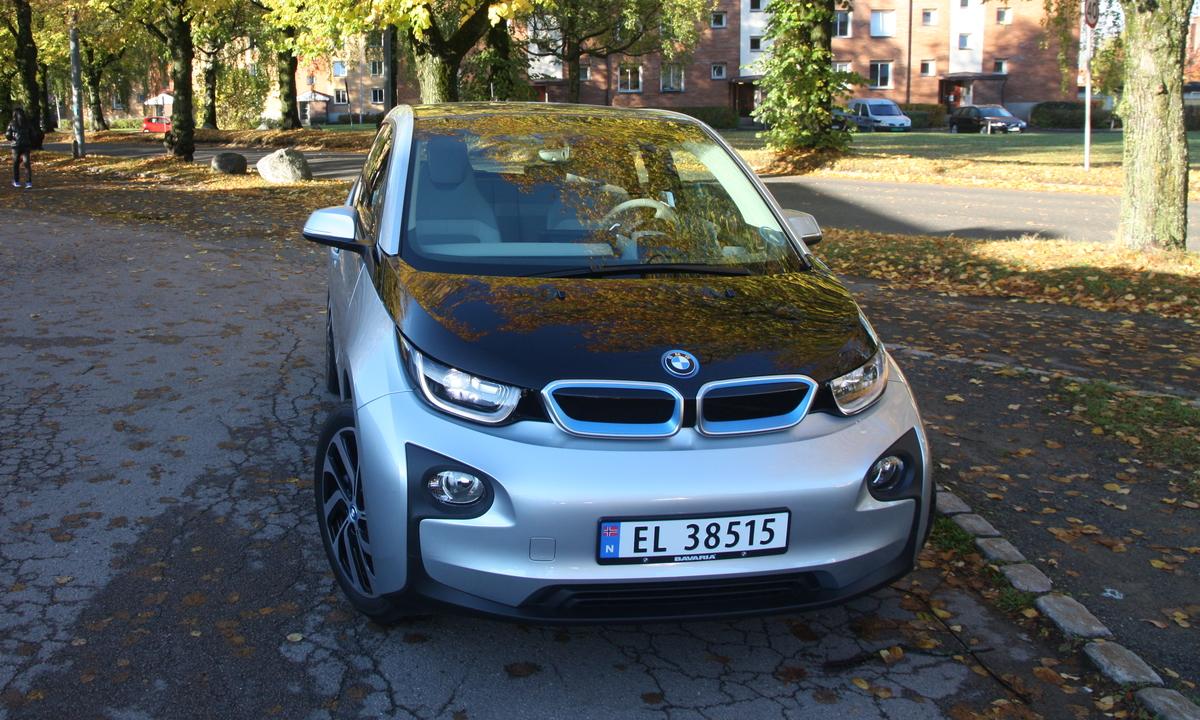 Test av BMW i3: Mye mer enn en A til B-elbil