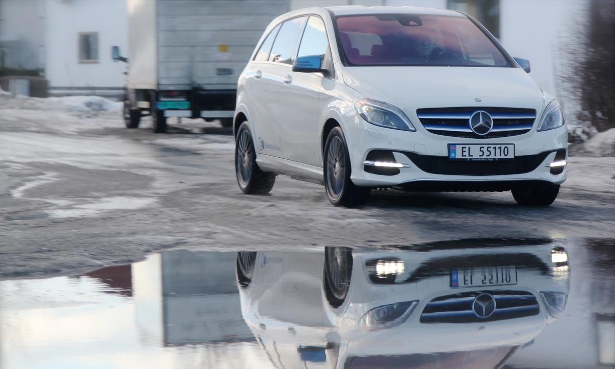 Elbil banker bensinbil i livsløpsanalyse
