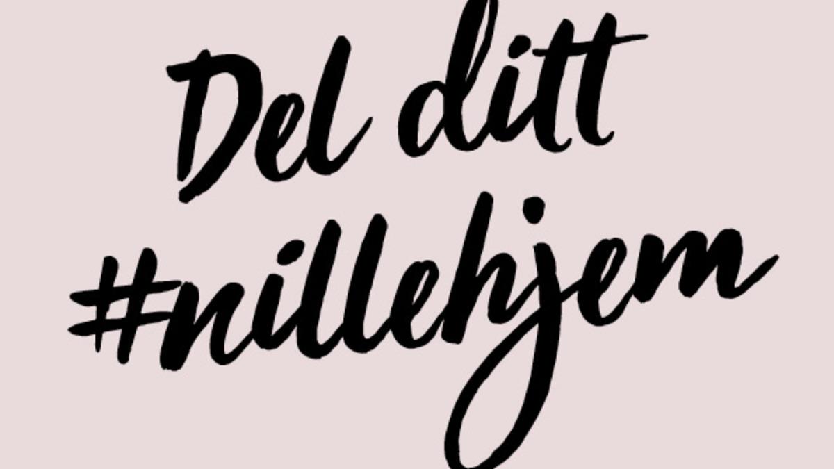Del ditt #nillehjem