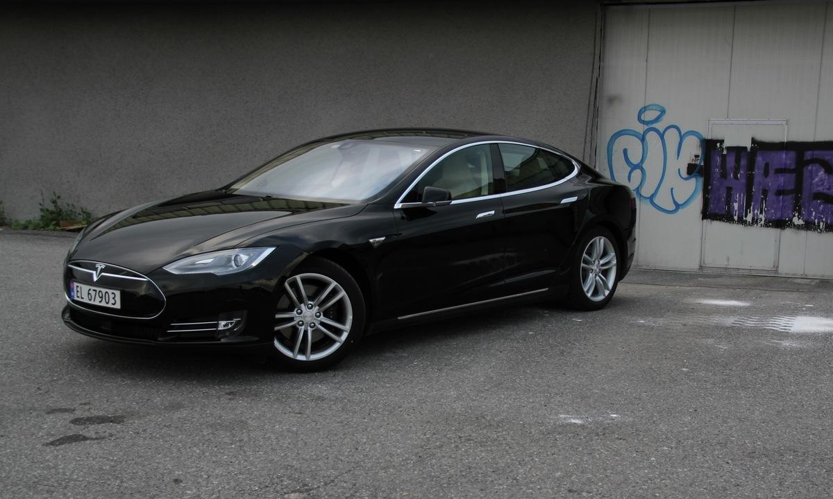 Test av Tesla Model S 70D: 1.000 fine kilometer