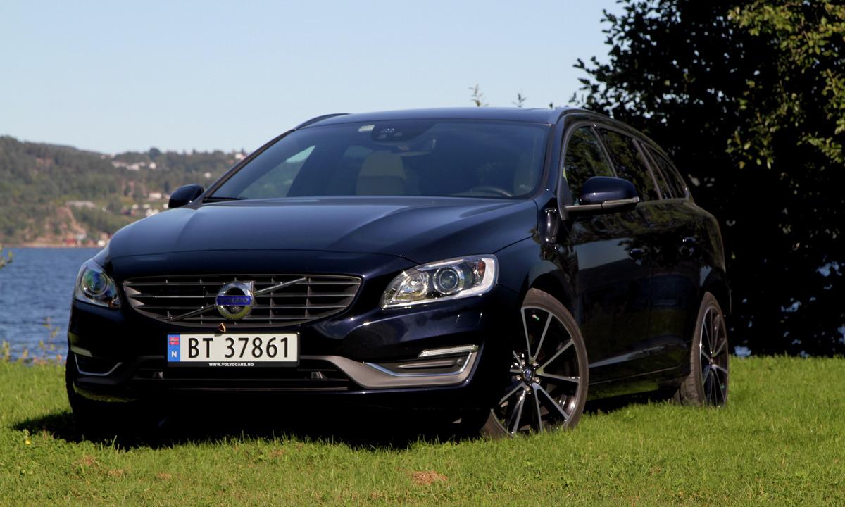 Test av Volvo V60 PHEV: Godkjent under tvil