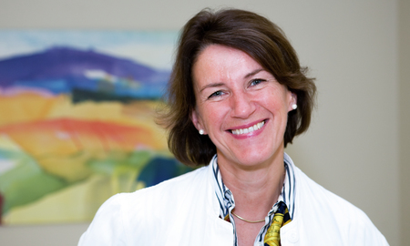 Head of center for elderly care medicine