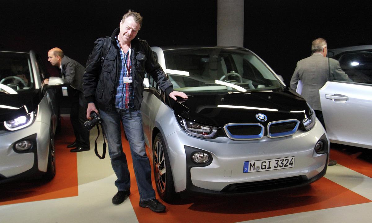Prøvekjøring: Vårt første møte med BMW i3