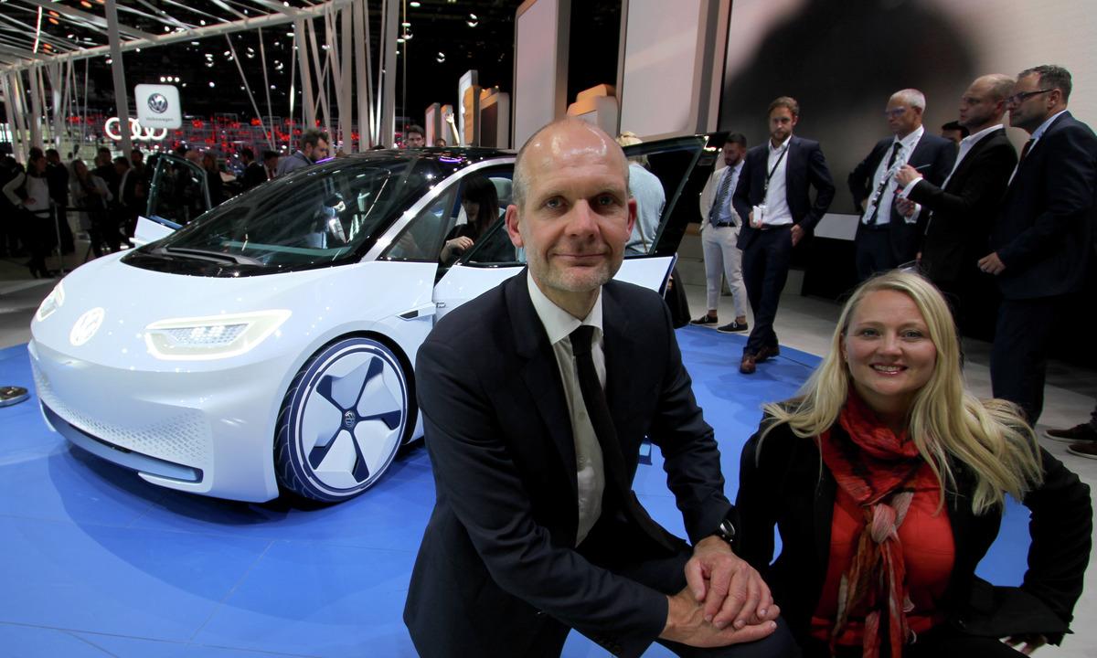 Dette er Volkswagens nye elektriske ansikt