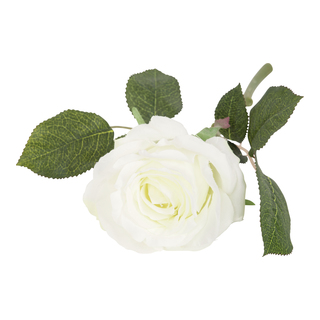 blomst,rose, kunstig blomst, langstilket rose, naturtro