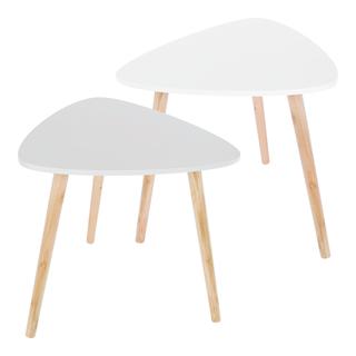 vardagsrum, avlastningsbord, sidobord, design, minimalistisk, trend, trekant
