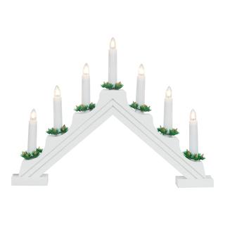 tradisjonell, jul, advent, stake, vindu, lys, el