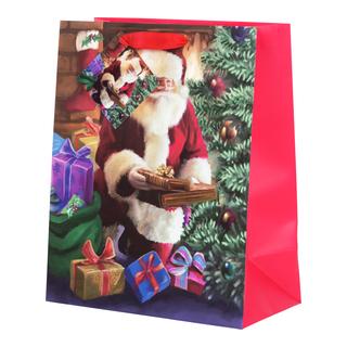 jul, julegave, innpakning, gave