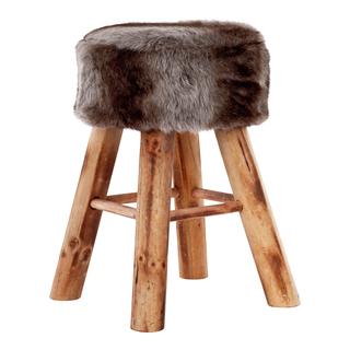 pall, sitta, stol, päls, natur