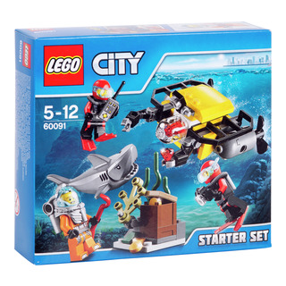 lego, dykker, eventyr, lek, gave, bursdag