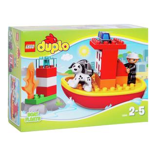 lego, brannbåt, eventyr, lek, gave, bursdag