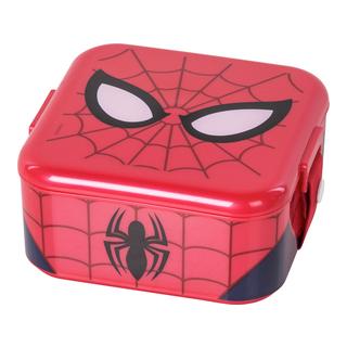 matboks, barn, skole, disney, spiderman