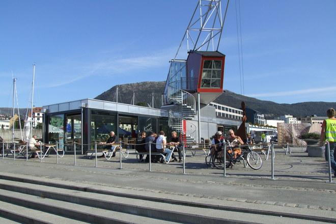 Kranen i Solheimsviken