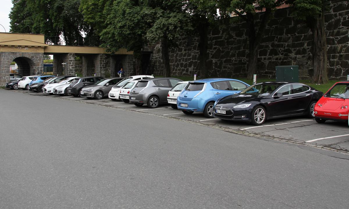 51 kommuner: Her får du parkeringsoversikt