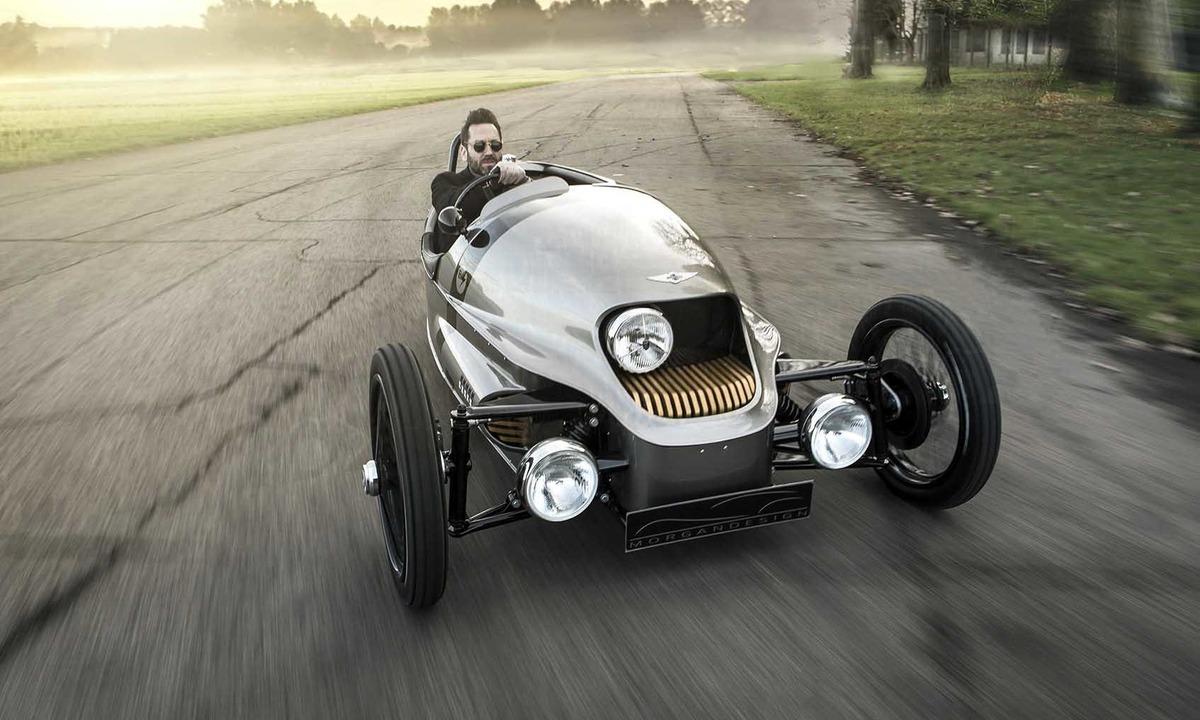 Elektrisk trehjuling fra Morgan går i produksjon