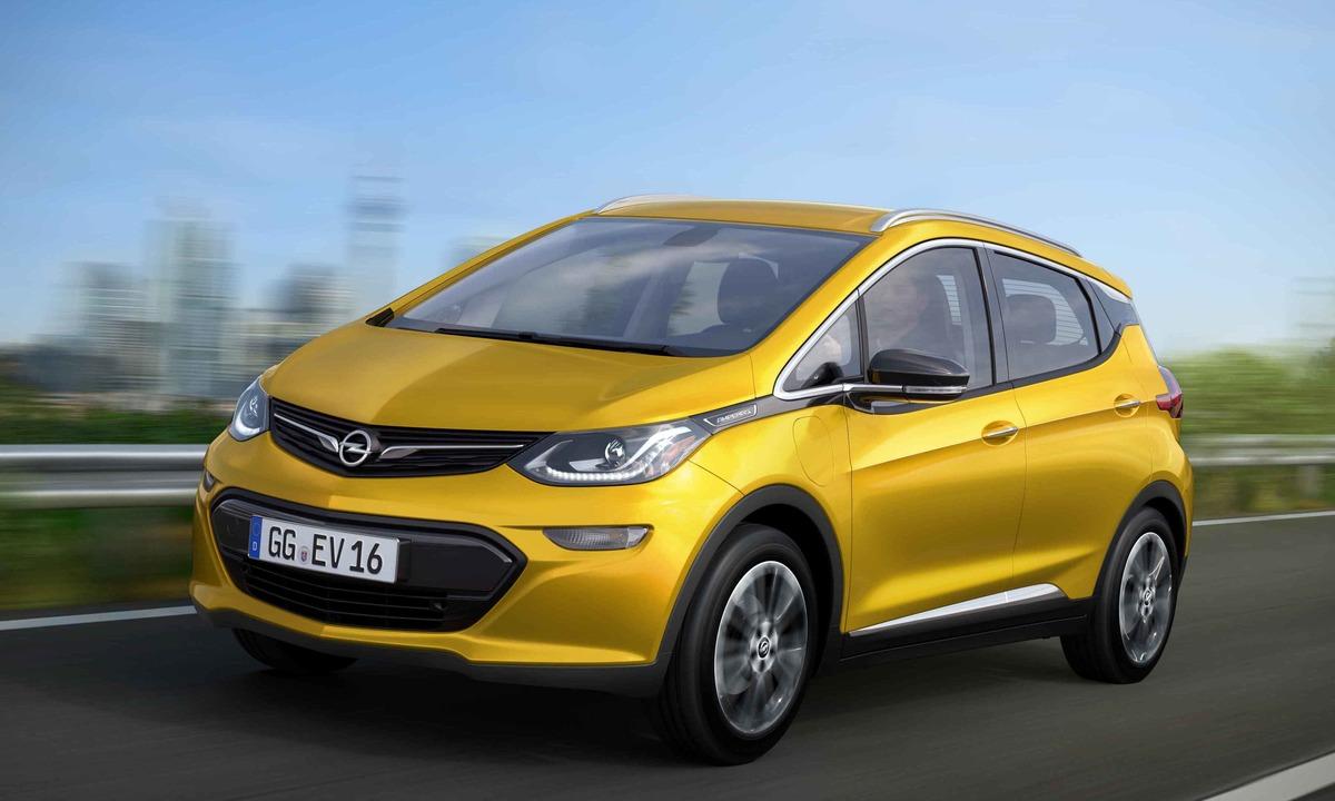 Her er Opels nye elbil!