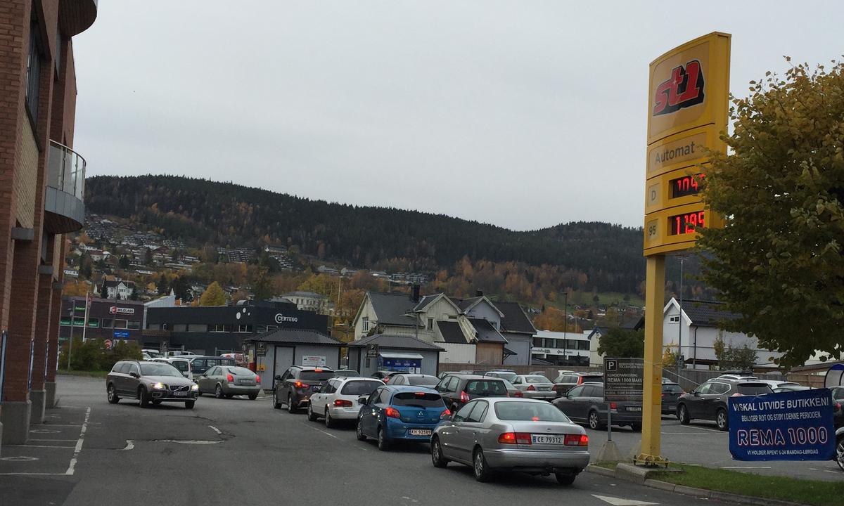 Bodø har gått fra verst til best i klassen på elbil lading