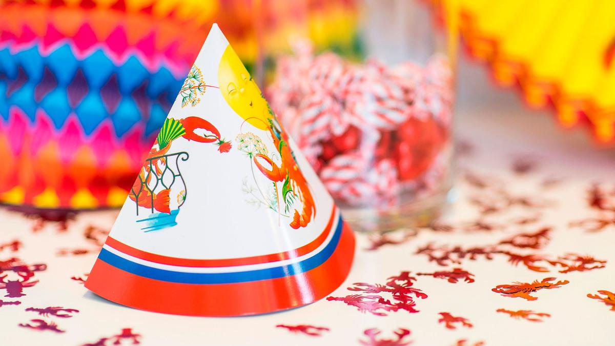 Kräftskiva – tillbehör, dekorationer och gammal svensk tradition