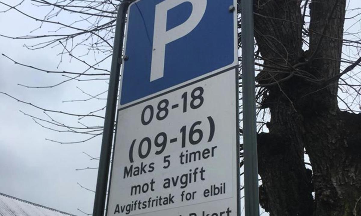 Norge rundt: Få oversikt over gratis parkering