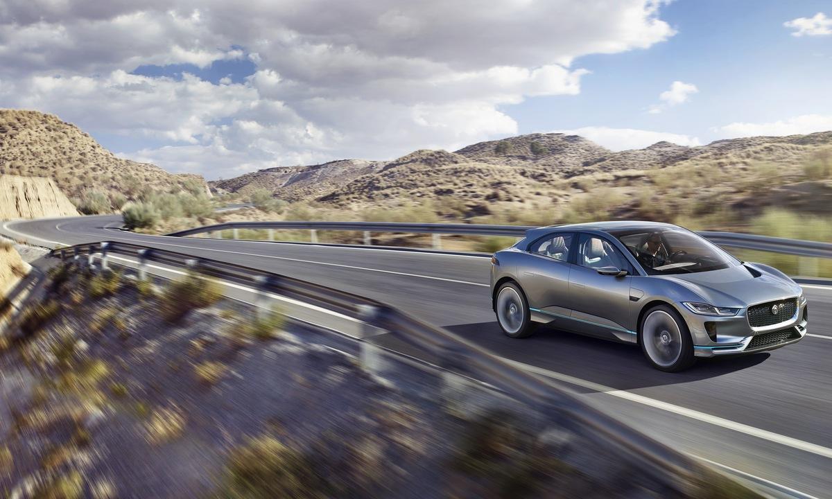 Her er Jaguars første elbil