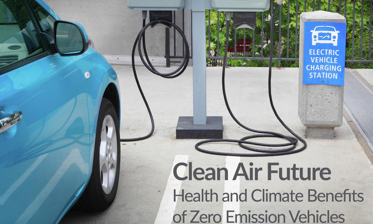Ny rapport: Slik hjelper elbiler helse og klima