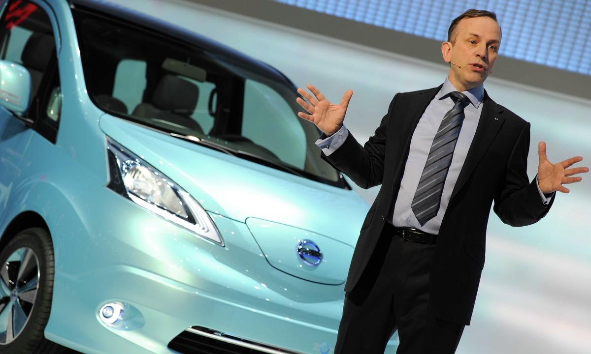 Omvendt skeptiker sentral i gjenbruk av Nissan-batterier