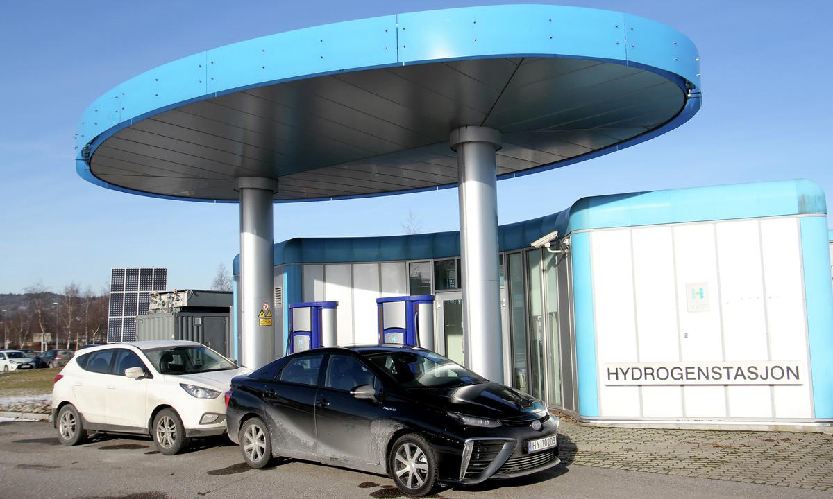 Hvor bærekraftig er hydrogen som drivstoff?