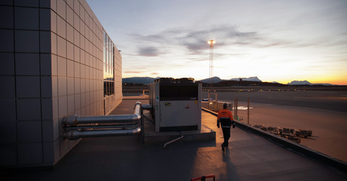 Energisparekontrakt Bodø Lufthavn