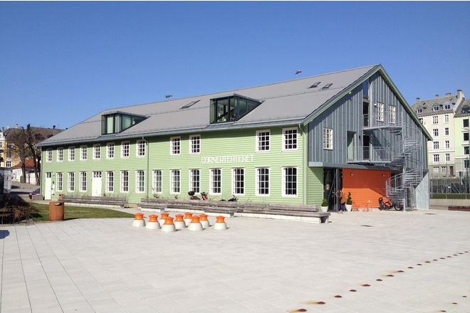 Cornerteateret på Marineholmen