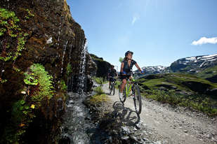 Norges vakreste sykkeleventyr - Rallarvegen