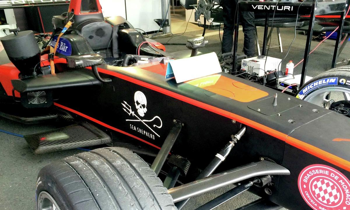 Vi fulgte Formel E i Paris – slik fungerer serien