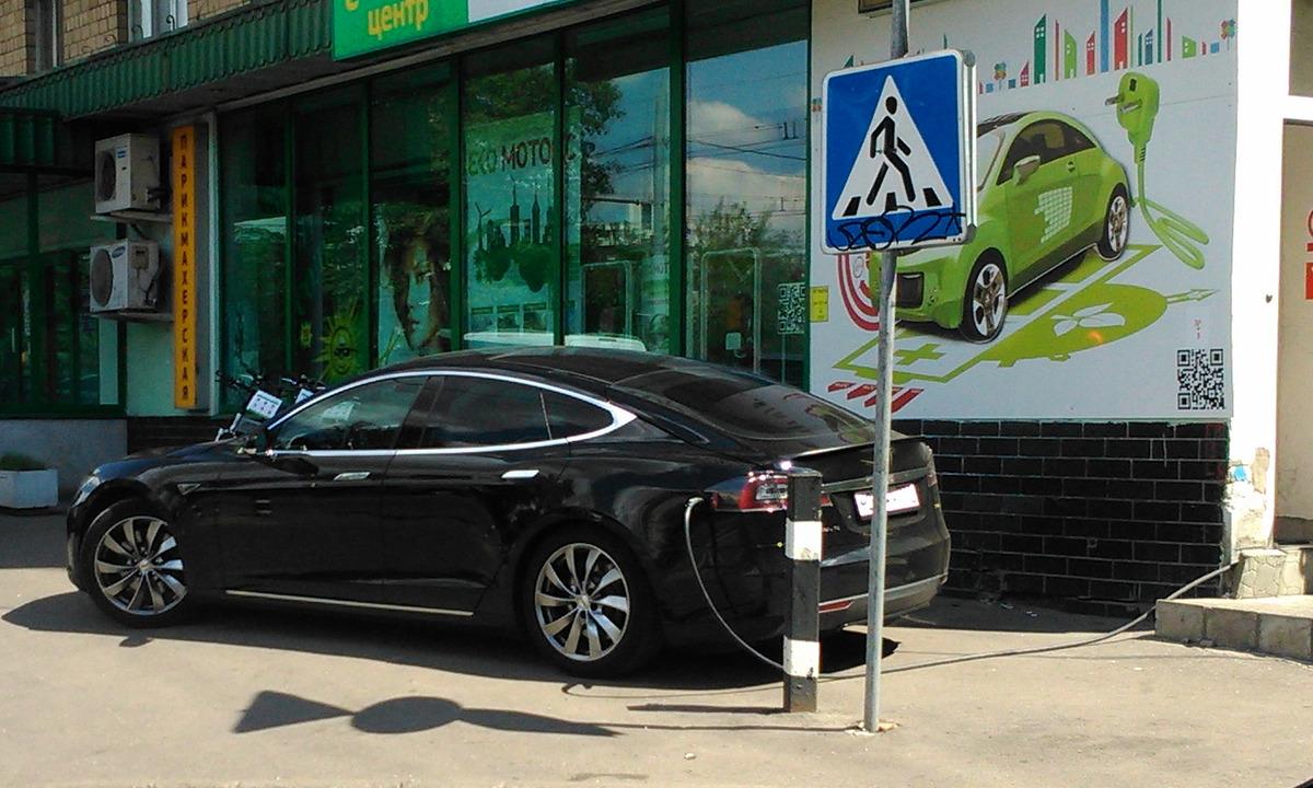 Innfører elbilfritak på nytt i Russland