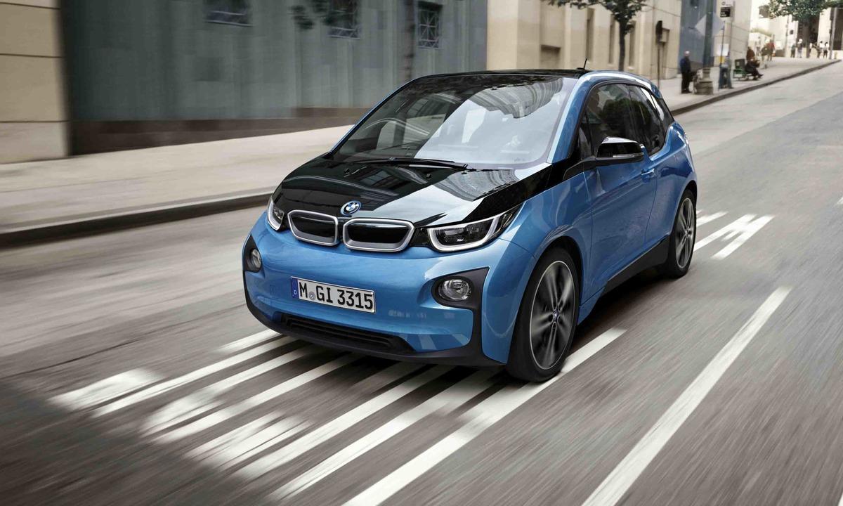 Nå kommer BMW i3 med 33 kWh-batteripakke