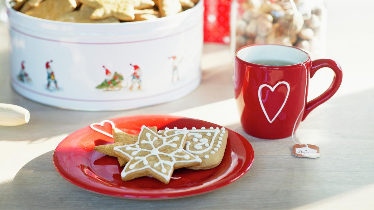 Ingen jul uten pepperkaker